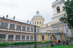 アレクサンドル・ネフスキー修道院