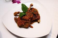【ビジャン・バー・アンド・レストラン】鴨のレンダン、Rendang Itik Bijan