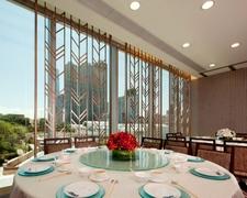【ツォイハン・ビレッジ(翠亨邨)】窓からの眺めは九龍公園