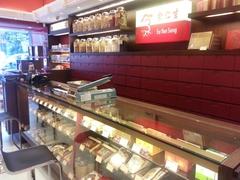 【余仁生(ヨジンセイ)】漢方薬店らしさが漂う店内