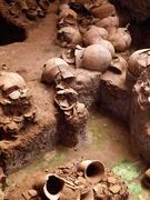 【バン・チェン遺跡】世界遺産の遺跡でもある