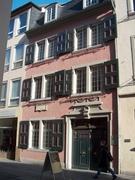 【ベートーベンの家】1770年にベートーベンが生まれた家