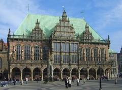 【市庁舎】600年の歴史を誇る市庁舎