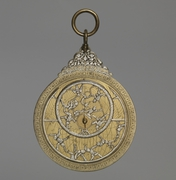 【ゲルマン国立博物館】1180年~1280年頃の天体観測儀。