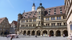 【市庁舎】きれいな市庁舎の外観
