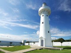 【鵝鑾鼻(ガランビ)】白い灯台