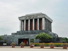【ホーチミン廟】ベトナムの英雄が眠る