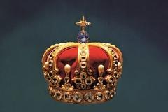 【ホーエンツォレルン城】王冠の展示