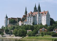 【アルブレヒト城】ドイツ最古の城郭アルブレヒト城