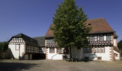 【グリム兄弟の家】1561年に建てられた住まい