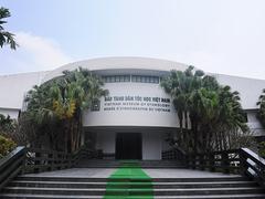 【民族学博物館】ベトナム全土の少数民族について学べる