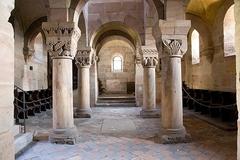 【カイザーブルク城】城内のマルガレーテン礼拝堂