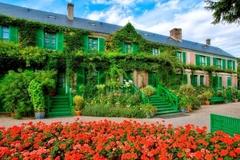【クロード・モネの家と庭園】モネの家