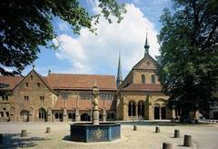【マウルブロン修道院】世界遺産のマウルブロン修道院
