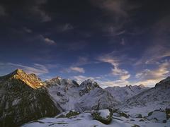 【ディアヴォレッツァ】迫力のある名峰や氷河の絶景