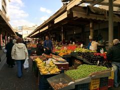 【中央市場】果物市場