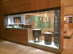 【アルハンブラ美術館】美術館に並ぶ展示品