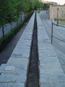 【ローマ水道橋】現在でも使用されている © Ayuntamiento de Segovia-Empresa Muni