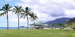 【マイリ・ビーチ】手つかずの雄大な自然が広がる気持ちの良いビーチパーク