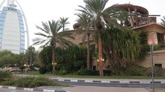 【ワイルド・ワディ・ウォーターパーク】バージュ・アル・アラブのすぐそばに位置する