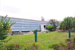 【ラグーン水族館】水色のガラス張りの建物が目印