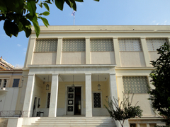 ピレウス考古学博物館