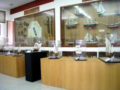 【ヘレニック海洋博物館】伝統的な商船コレクション