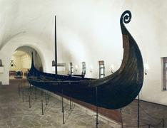 【ヴァイキング船博物館】ダイナミックなバイキング船