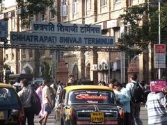 チャトラパティ・シヴァージ・ターミナス駅