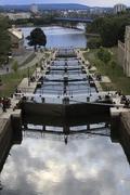 【リドー運河】世界遺産の運河