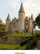 【ベーブ城】18世紀まで貴族が住んだ古城