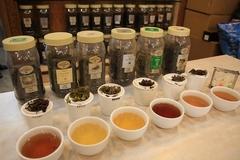 【ミッタル・ティーハウス】おすすめのお茶がテイスティングできる