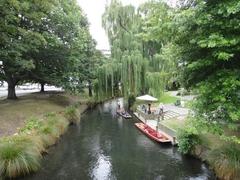 【エイボン川】エイボン川とパンディング