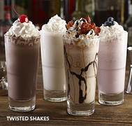 【ハード・ロック・カフェ】デザート感覚の飲み物も