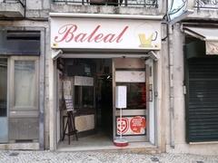 【バレアル】レストランの入り口
