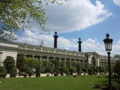 【ラーケン宮】王宮の温室は春に一般公開される