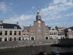 【デルフスハーフェン】ロッテルダム古きよき時代が残るエリア