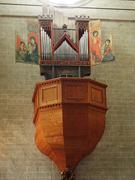 【シャトー・ドゥ・ヴァレール・シオン】世界一古い動くパイプオルガン