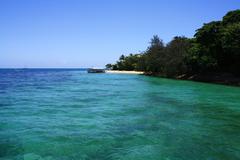 【グリーン島】色とりどりの魚や珊瑚はぜひ泳いで見てみたい