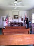 【ハナ文化センター博物館】併設されている裁判所の中