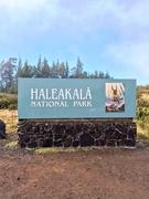 【ハレアカラ・ビジター・センター】ここからの景色は圧巻