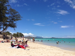 【カイルア・ビーチ】全米一美しいビーチに選ばれたこともある絶景ビーチ