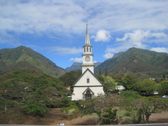 【カアフマヌ教会】教会はカアフマヌ女王のために建設された