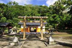 【彩帆香取神社】神社の鳥居