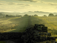 【ローマ帝国の国境線】北方諸部族の進入を防ぐため建設された