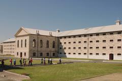 【オーストラリア囚人遺跡群】建物外観