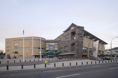 【国立博物館(テパパ)】ニュージーランド国内最大の博物館