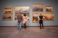 【グレンボウ博物館】歴史や芸術、文化、自然科学などさまざまな展示がある
