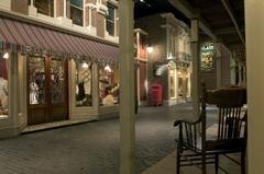 【ロイヤルB.C.博物館】時代ごとにBC州の街様子が展示されている
