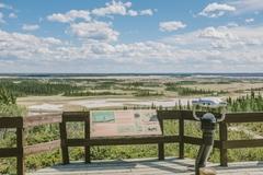 【ウッド・バッファロー国立公園】カナダ最大の国立公園